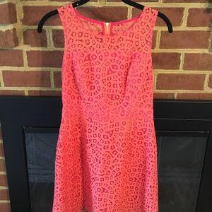 Lace Donna Morgan Dress
